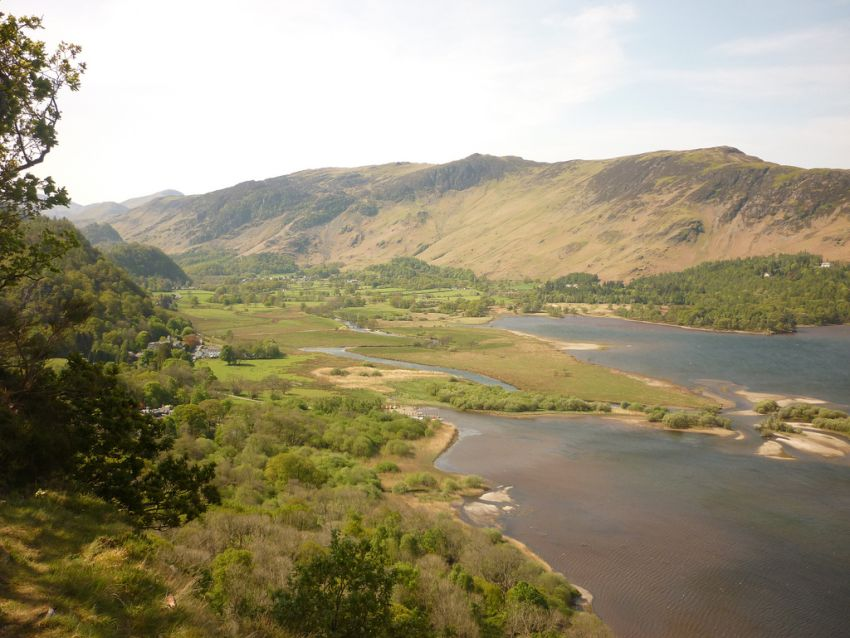 Borrowdale Dash View Down