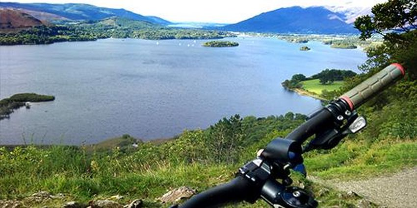 Derwent Water Cycle Path