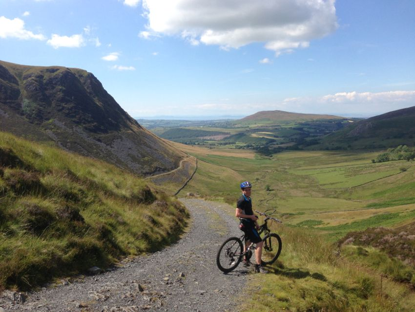 Skiddaw Loop Cycle Path