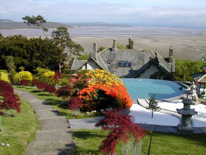 Yewbarrow House, Gardens & Infinity Pool